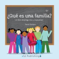 Que Es Una Familia? (Paperback or Softback)