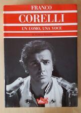 Franco Corelli - Un uomo, una voce - Boagno - Azzali - 1990