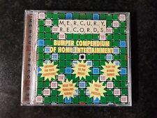 VARIOUS ARTISTS - BUMPER COMPENDIUM OF HOME ENTERTAINMENT - PROMO - CD ALBUM