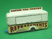 Matchbox Lesney No.74a Mobile Refreshments Canteen (RARE CREAM)