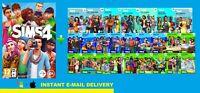 The Sims 4 + 25DLC Collection| ORIGIN | Windows/MAC | Multilanguage