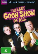 The Last Goon Show of all NEW R4 DVD
