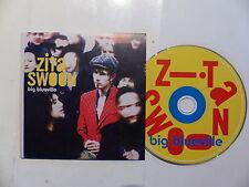 CD  album promo ZITA SWOON Big blueville