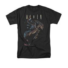 Alien 1979 Horror Science Fiction Movie Comic Xenomorph Adult T-Shirt