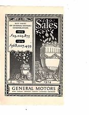 General MotorsSales Net sales of General Motors Corporation1924 (OZ 235)