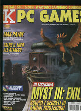 K PC GAMES2001stronghold-sid meier's sim golf-spider man-summoner-max payne