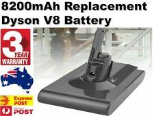 3500mAh Battery SV10 For Dyson V8 Absolute Animal Fluffy Vacuum Cleaner SonyCell