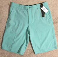 O'NEILL Prosper Hybrid Shorts Swim / Land Color: Mint NEW Men's Size 32 NWT $54