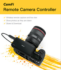 CamFi Wireless Remote Camera Controller Shoot Transmit Photos via Wifi Instantly