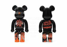 Medicom Toy Bearbrick 400% THE PRODIGY INVADERS MUST DIE Be@rbrick 21 pattern