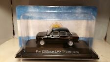 Fiat 128 IAVA TV 1300 europe super sport Argentina 1978 1/43 Salvat Altaya
