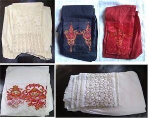 100% cotton ladies shalwar salwar trouser readymade stitched Pakistani Plus XL