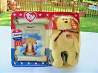 NIP 1996 MCDONALDS Teenie Beanie Babies-Complete set of 10 Happy Meal Toys-China