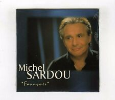 CD SINGLE PROMO(NEUF)MICHEL SARDOU FRANCAIS