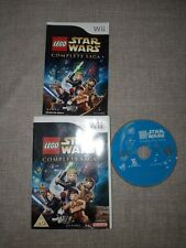 LEGO STAR WARS THE COMPLETE SAGA NINTENDO WII PREOWNED