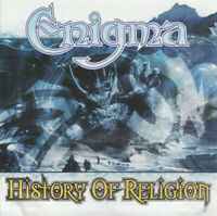 ENIGMA - History Of Religion Music CD