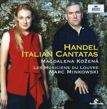 Handel: Italian Cantatas Kozena, Minkowski Archiv BRAND NEW SEALED