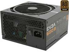 EVGA 600 B1 100-B1-0600-KR 80+ BRONZE 600W Includes FREE Power On Self Tester Po