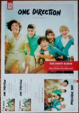 ONE DIRECTION Up All Night Discontinued Ltd Ed RARE Poster! Midnight Memories