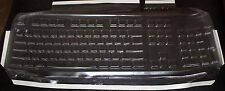 Custom made Keyboard Cover for Dell KB212-B - 641G104 A Protection Key no Inc