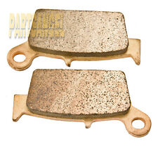 Rear Sintered Brake Pads For YAMAHA YZ125 1998 1999 2000 2001 2002