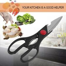 Multifunction Kitchen Scissors Food Cutting Shears fish Vegetables Poultry Shear