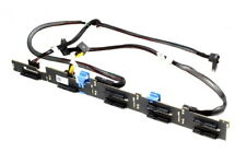 DELL PowerEdge R420/R620 8-fach SAS/S-ATA Backplane inkl. Kabel // 0KVGG1