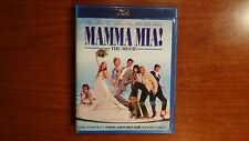 2073 Blu-ray Mamma Mia! The Movie Regio B