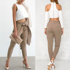 2017 Pour femmes Décontracté Pantalon Jeans Extensible Crayon Taille S~L