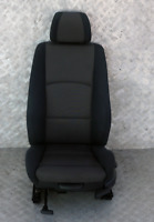 BMW 1 Series E87 Sport Cloth Fabric Interior Front Left N/S Seat Passenger Side