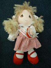 """Applause Precious Moments Doll 1991 Valentines Day Edition 10"""" (pt994)"""