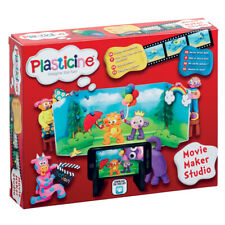 Plasticine Movie Maker Studio Set - PLT06000