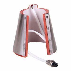 110V Sublimation Mug Wrap for 12OZ Cone Mugs Heating Transfer Print