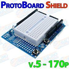 Shield 170p Protoboard para Arduino prototipo v.5 UNO Leonardo - Arduino Electro