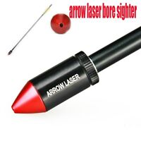 Arrow Laser Bore Sighter Collimator Min Tactical Red Last Sight Hunting Black