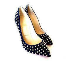 Christian Louboutin Women's High (3 in. to 4.5 in.) Pumps, Classics Heels for Women