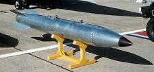 B-61 Pantex Plant USA B61 Nuclear Bomb Wood Model Replica Big New