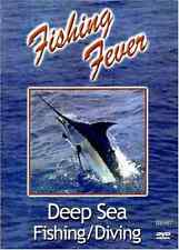 Fishing Fever: Deep Sea Fishing/diving  DVD NEW