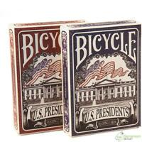 Bicycle U.S. Presidents Playing Cards - 1 deck(s)