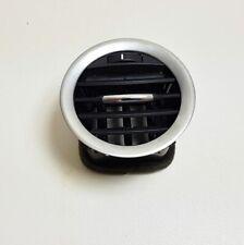 Vauxhall Corsa D Dashboard Air Vent – Chrome Surround Trim & Centre – 13417366