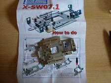 Motor Modern Fahrwerk X-SW07.1 für 18D/Bison Motor NEU OVP