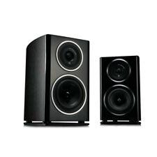 Wharfedale Diamond 11.1 Speakers PAIR Black Bookshelf Compact Home Loudspeakers