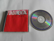 MENTAL AS ANYTHING -  Fundamental (CD 1984) JAPAN Pressing