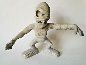 THE MUMMY HORROR Stretch Screamers Toy Quest Electronic Figure GOOD CONDITION