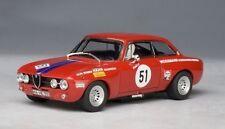 """AUTOART 13672 SLOTCAR 1/32 ALFA ROMEO GIULIA GTAm """"HÄHN"""" DRM 1971 ERTL #51"""