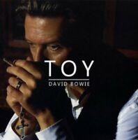 "BOWIE ""TOY"" DELUXE EDITION CD, 4 BONUS LIVE TRACKS, UN-RELEASED 2001 ALBUM"