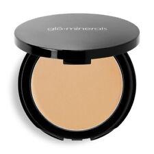 Glo Skin Beauty Minerals Pressed Base .35 oz / 9.9 gm - Natural Dark New in Box