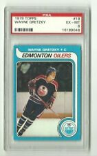 1979-80 Topps Wayne Gretzky RC #18 PSA 6 EX-MT!!  $$ Investment!!