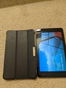 Dell Venue 8 Pro 64GB, Wi-Fi, 8in - Black