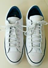 Converse All Star Men's 9.5 White Low Top Shoes Sneakers Unisex